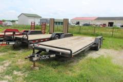 Rental store for CAR HAULER  TRAILER  8 - ELEC in Grant MI