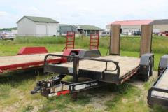 Rental store for GOLD UTIL 16FT TRAILER  9 - SURGE in Grant MI