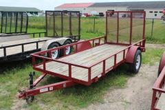 Rental store for 5X12 TRAILER  1 in Grant MI