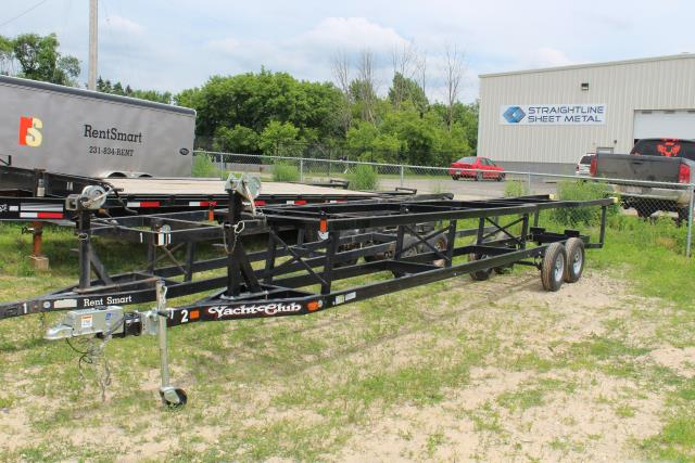 Where to find PONTOON TRAILER  1 in Grant