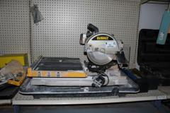 Rental store for TILE CUTTER-DEWALT  1 in Grant MI