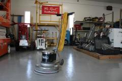 rental store for floor scrubber in grant mi