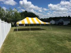 Rental store for 20 X 30 CANOPY TENT in Grant MI