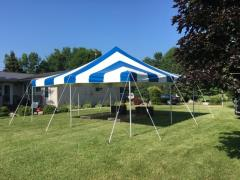Rental store for 20 X 20 CANOPY TENT in Grant MI