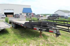 Rental store for GLD TRAILER DECKOVER  12 - ELEC in Grant MI