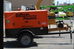 Rental store for SULLIVAN 185 COMPRESSOR in Grant MI