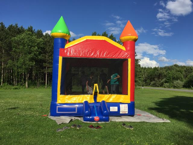 Where to find BOUNCE HOUSE  4 in Grant