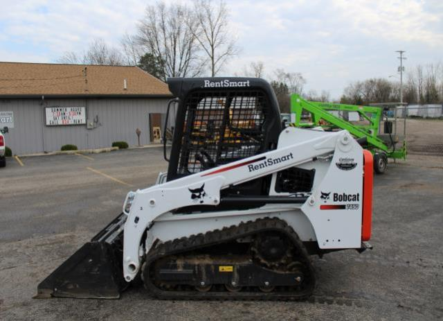 Where to find BOBCAT  4 T450 in Grant